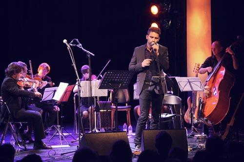 Bruno Guglielmi avec l'Ensemble DécOUVRIR