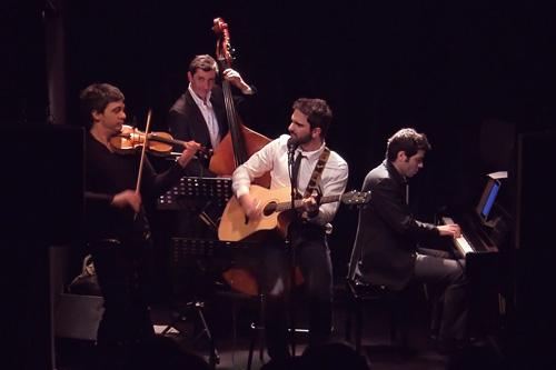 Bruno Guglielmi en concert